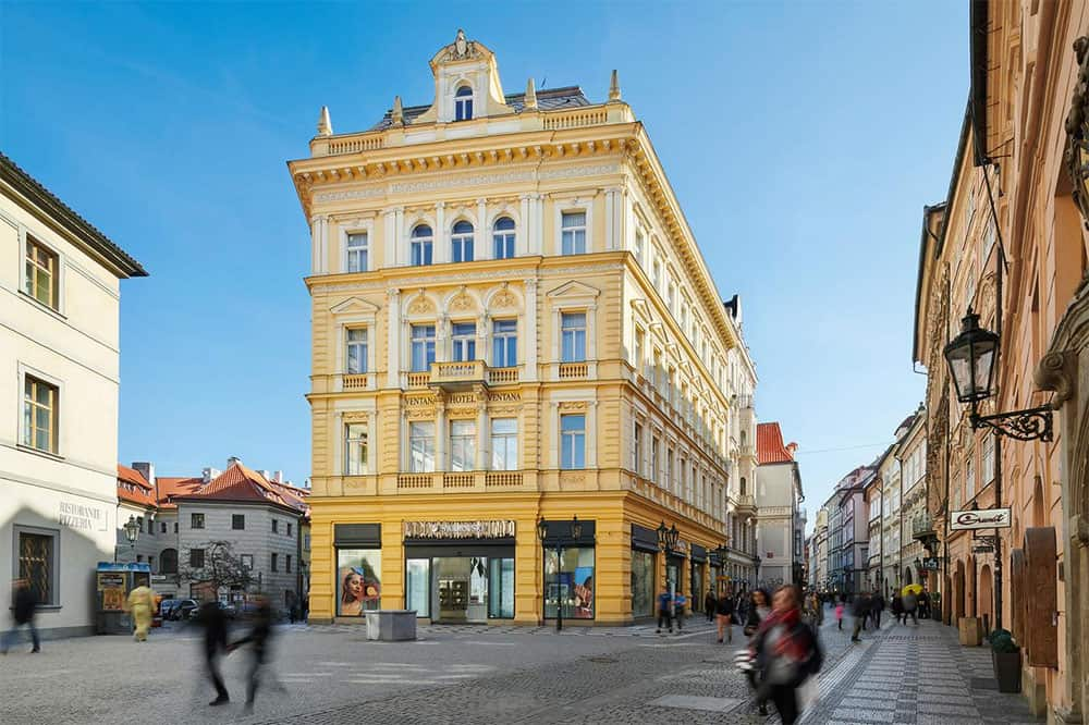 Ventana Hotel Prague Czech Republic