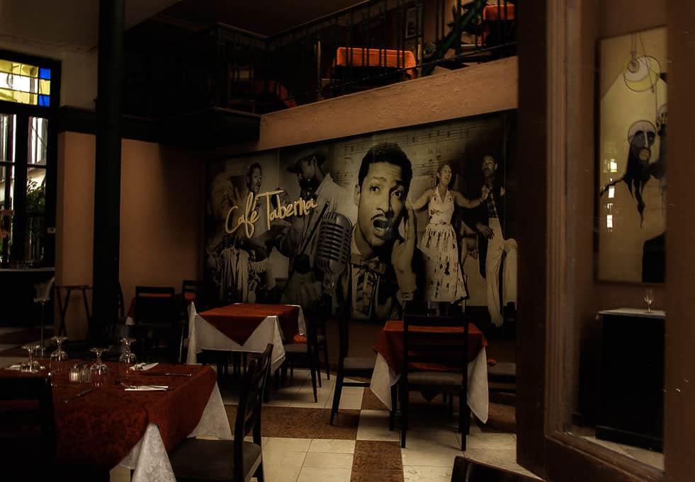 Cafe Taberna in Cuba