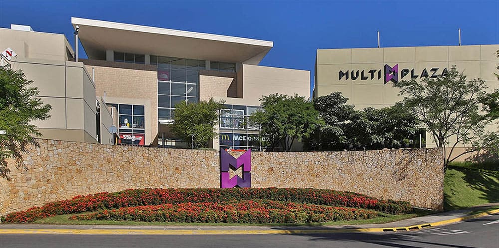 Multiplaza Escazu mall San Jose, Costa Rica