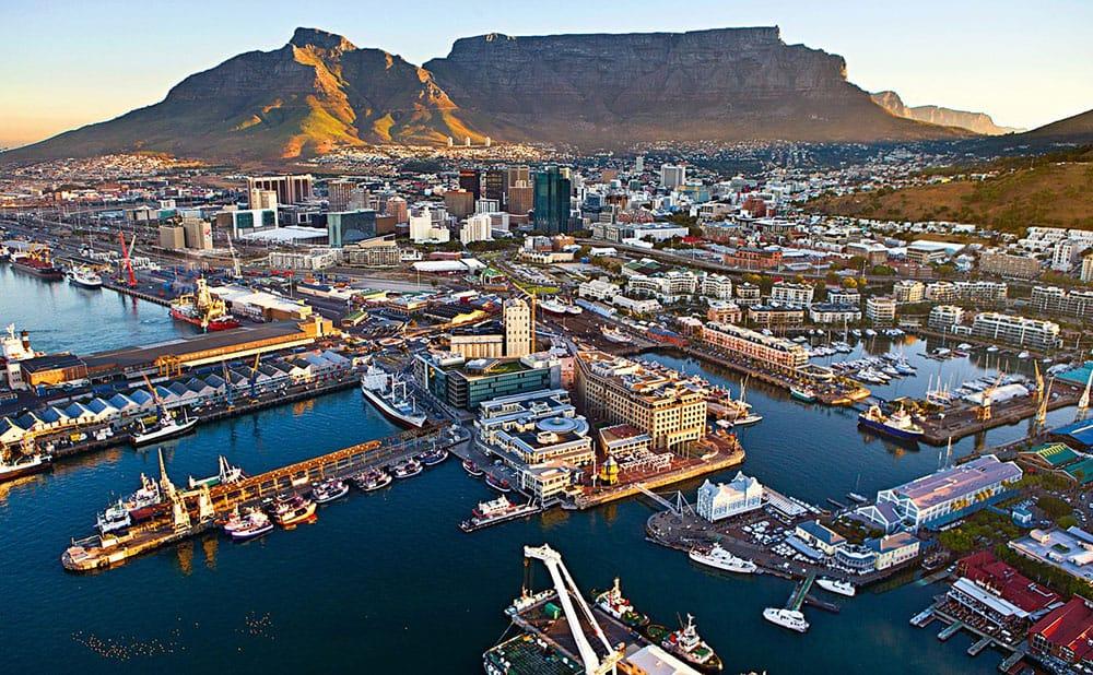 shopper's paradise Cape Town